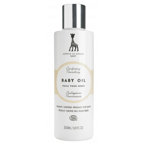 SOPHIE LA GIRAFE BABY OIL