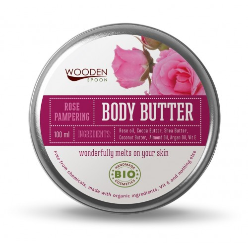 KÖRPERBUTTER ROSE PAMPERING