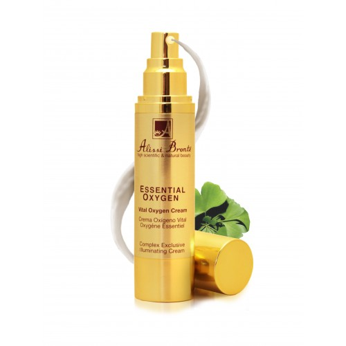 ESSENTIAL OXYGEN + Diamond Cell Creme 20 ml Geschenk