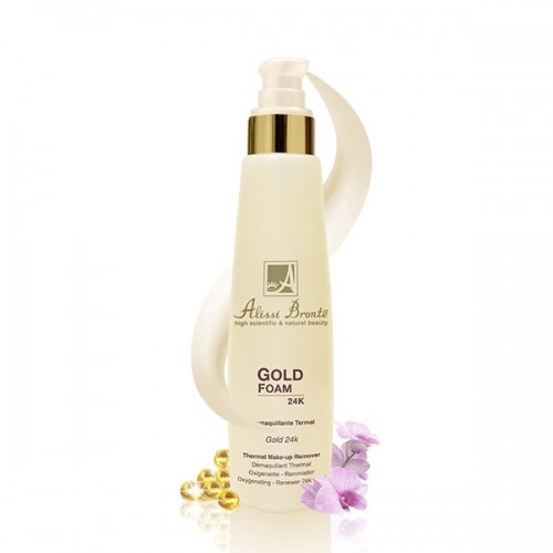 GOLD FOAM Thermal Make-up Remover 200ml
