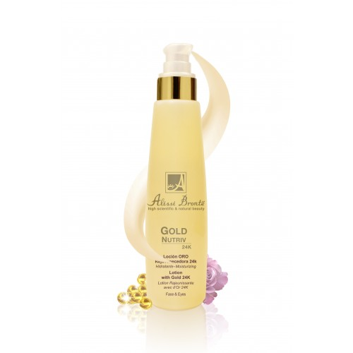 GOLD NUTRIV LOTION