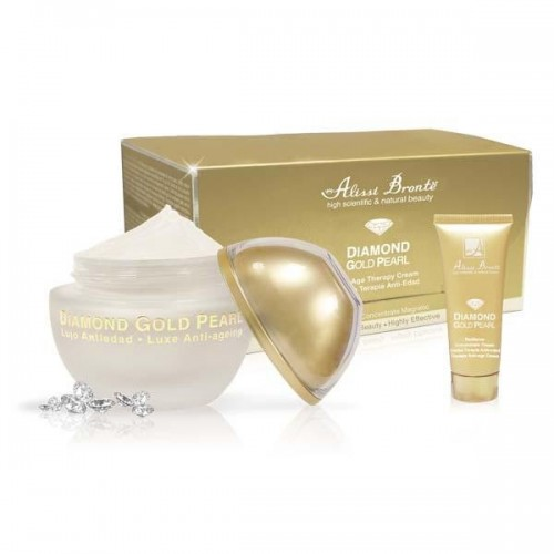 Diamond Gold Pearl Anti-Age Therapie Creme 50 ml