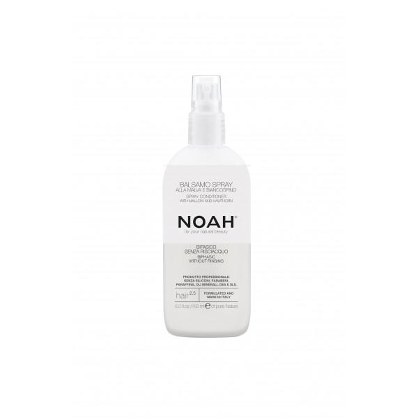 NOAH –BIPHASISCHE CONDITIONER HAARSPRAY mit Malve und Hagedorn ohne Spülung 150ml