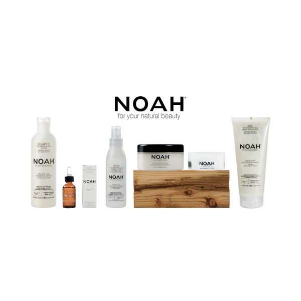 NOAH Farbe Schutz Hairspray mit Sonnenblumen Phytoceramides 150ml