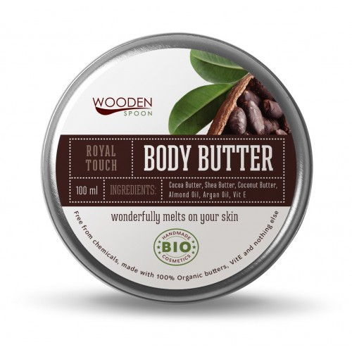 Body butter royal touch
