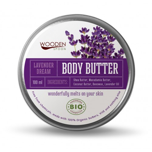 Body butter lavender dream