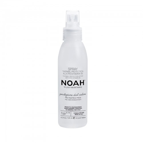 Thermal protection spray pre-hair straightener