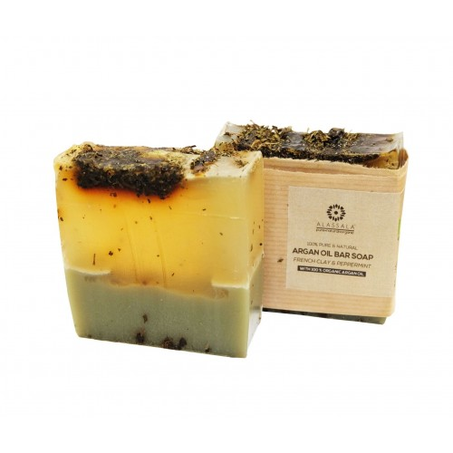 ARGAN OIL NATURAL BAR SOAP