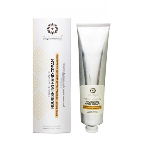 ORGANIC ARGAN OIL NOURISHING HAND CREAM