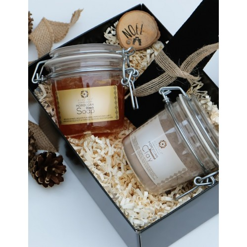 ALASSALA NATURAL BEAUTY SAUNA & HAMMAM GIFT SET