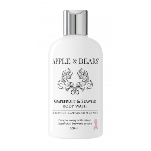 APPLE & BEARS Grapefruit & Meeresalgen Body Wash