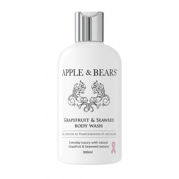 APPLE & BEARS Grapefruit & Meeresalgen Body Wash