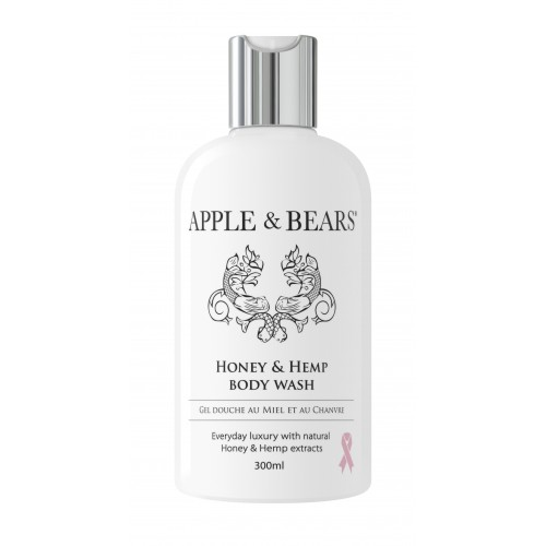 APPLE & BEARS Honey & Hemp Body Wash