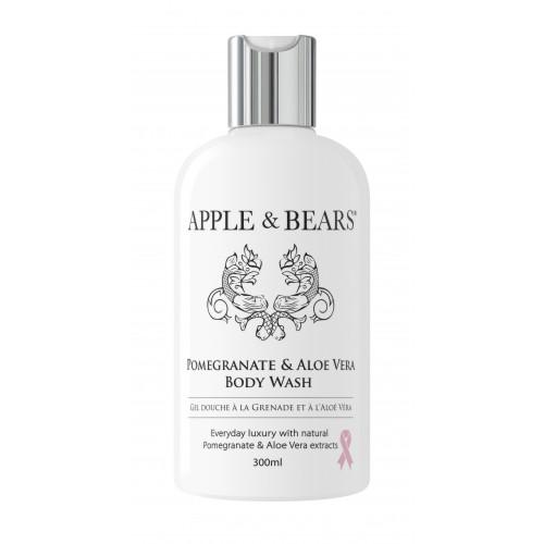 APPLE & BEARS Granatapfel & Aloe Vera Body Wash
