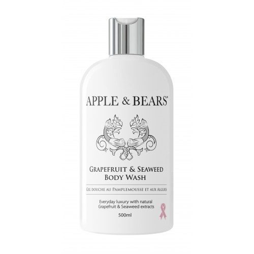 APPLE & BEARS Grapefruit & Seaweed Body Wash