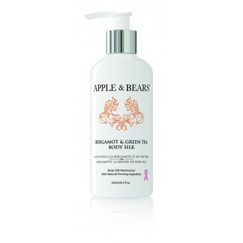 APPLE & BEARS Bergamotte & Grüner Tee Luxury Body Silk