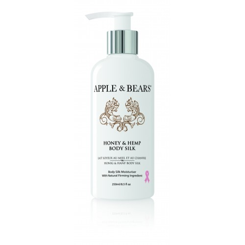 APPLE & BEARS Honig & Hanf Luxury Body Silk