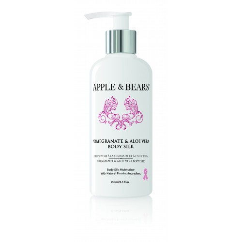 APPLE & BEARS Granatapfel & Aloe Vera Luxury Body Silk