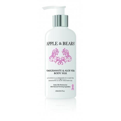 APPLE & BEARS Pomegranate & Aloe Vera Body Silk