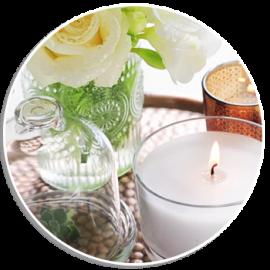 Natürliche Kerzen