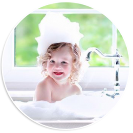 Shampoo & Baden