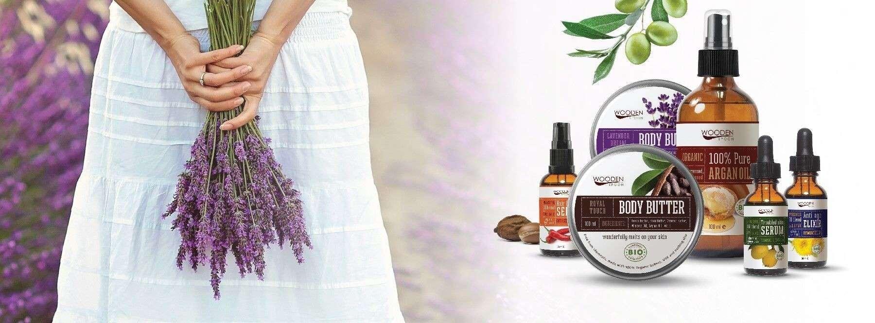 Organic kosmetik - Wooden Spoon